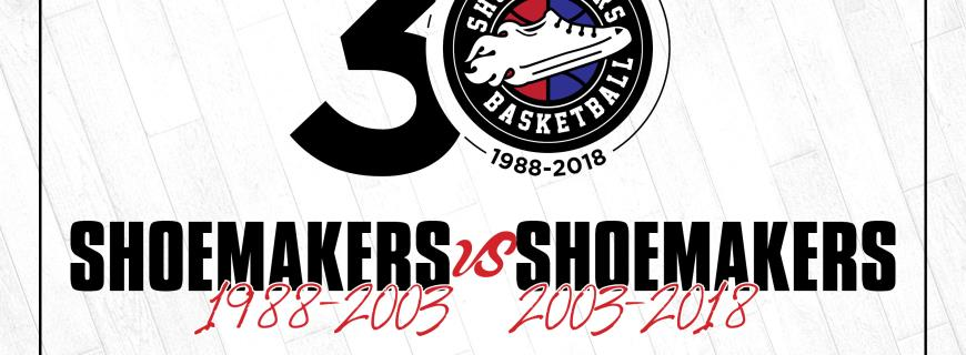 All Star Game Shoemakers 30th